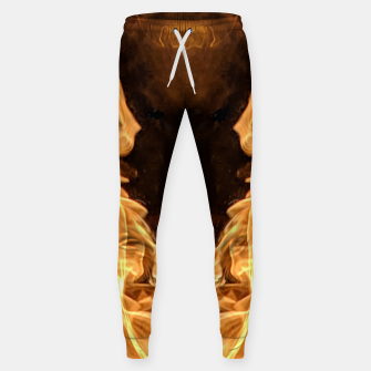 Thumbnail image of Moth to the flame Sweatpants, Live Heroes