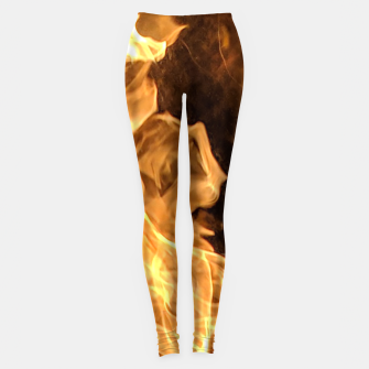 Thumbnail image of Flame Leggings, Live Heroes