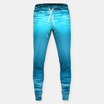 Thumbnail image of Underwater scene Sweatpants, Live Heroes