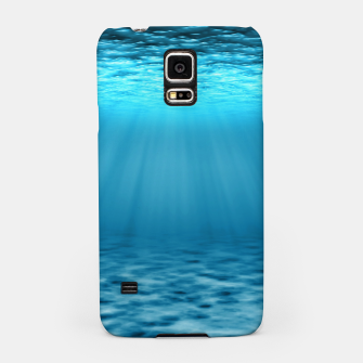 Thumbnail image of Underwater scene Samsung Case, Live Heroes