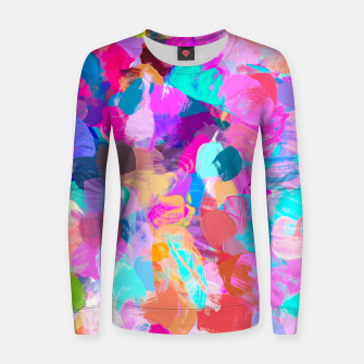 Thumbnail image of Candy Shop Women sweater, Live Heroes