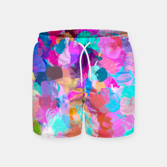 Thumbnail image of Candy Shop Swim Shorts, Live Heroes
