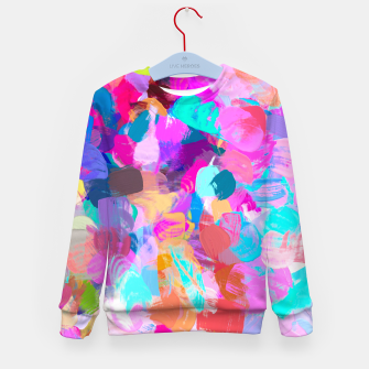 Thumbnail image of Candy Shop Kid's sweater, Live Heroes