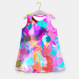 Thumbnail image of Candy Shop Girl's summer dress, Live Heroes