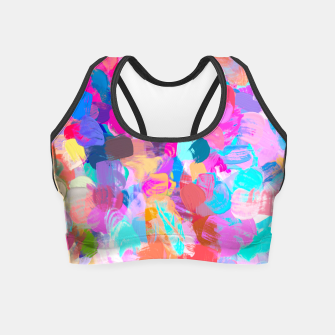 Thumbnail image of Candy Shop Crop Top, Live Heroes