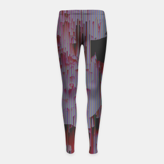 Thumbnail image of 072 Girl's leggings, Live Heroes