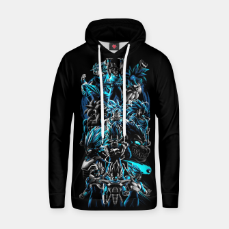 Miniature de image de The best Warriors Sudadera con capucha, Live Heroes
