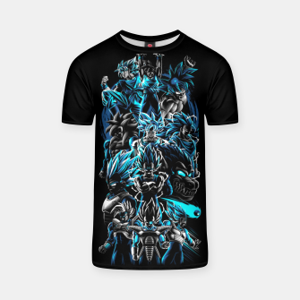 Miniature de image de The best Warriors Camiseta, Live Heroes