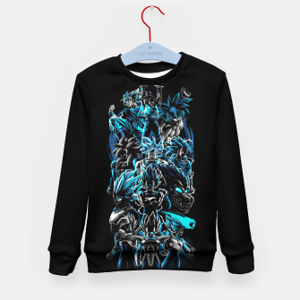 Miniature de image de The best Warriors Sudadera para niños, Live Heroes