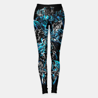 Miniature de image de The best Warriors Leggings, Live Heroes