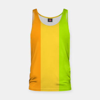 Thumbnail image of Pastel lines Camiseta de tirantes, Live Heroes