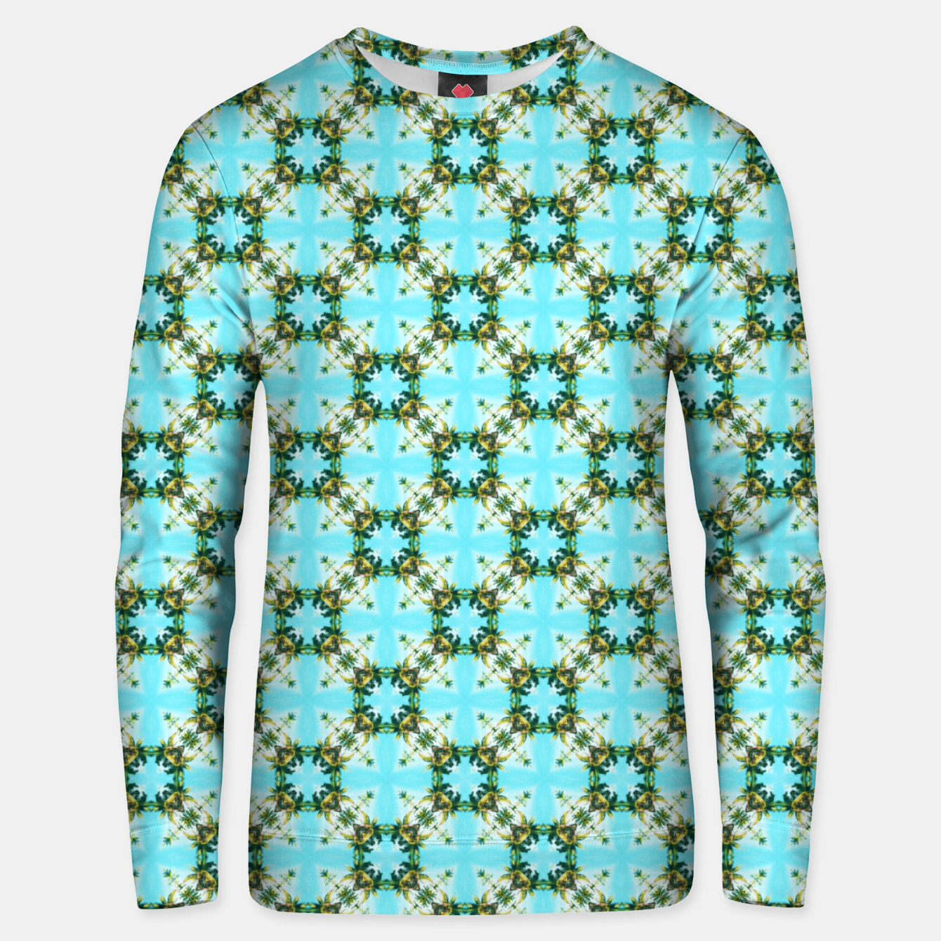 Image of Blue Sky Morocco Unisex sweater - Live Heroes