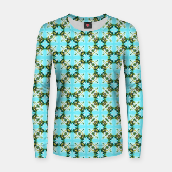 Thumbnail image of Blue Sky Morocco Women sweater, Live Heroes