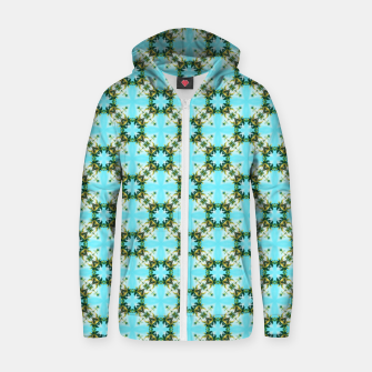Thumbnail image of Blue Sky Morocco Zip up hoodie, Live Heroes