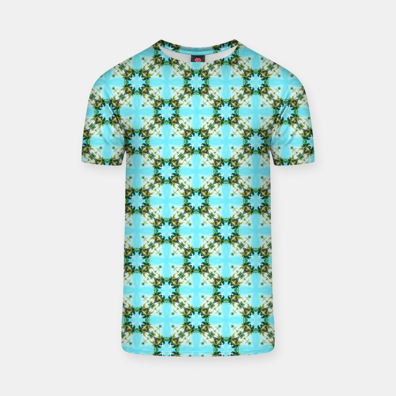 Image of Blue Sky Morocco T-shirt - Live Heroes