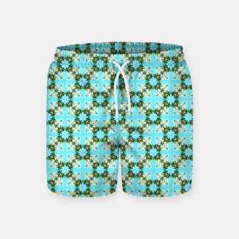 Thumbnail image of Blue Sky Morocco Swim Shorts, Live Heroes