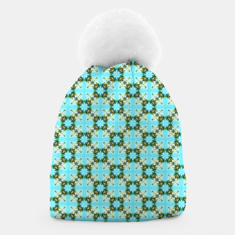 Thumbnail image of Blue Sky Morocco Beanie, Live Heroes