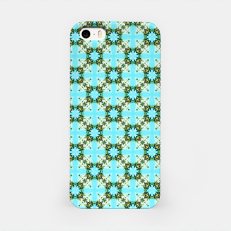 Blue Sky Morocco iPhone Case thumbnail image