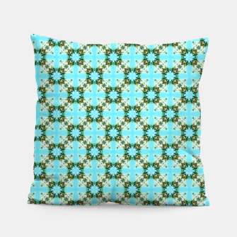 Thumbnail image of Blue Sky Morocco Pillow, Live Heroes