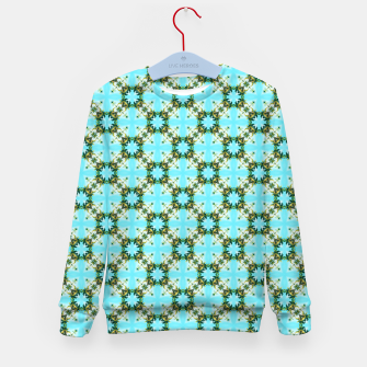 Thumbnail image of Blue Sky Morocco Kid's sweater, Live Heroes