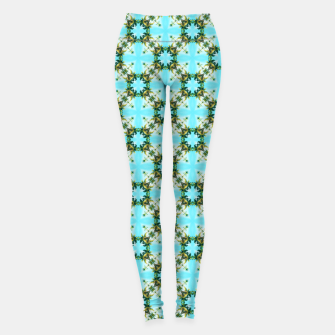 Thumbnail image of Blue Sky Morocco Leggings, Live Heroes