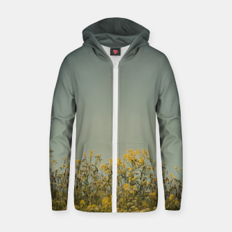 On the island Zip up hoodie thumbnail image