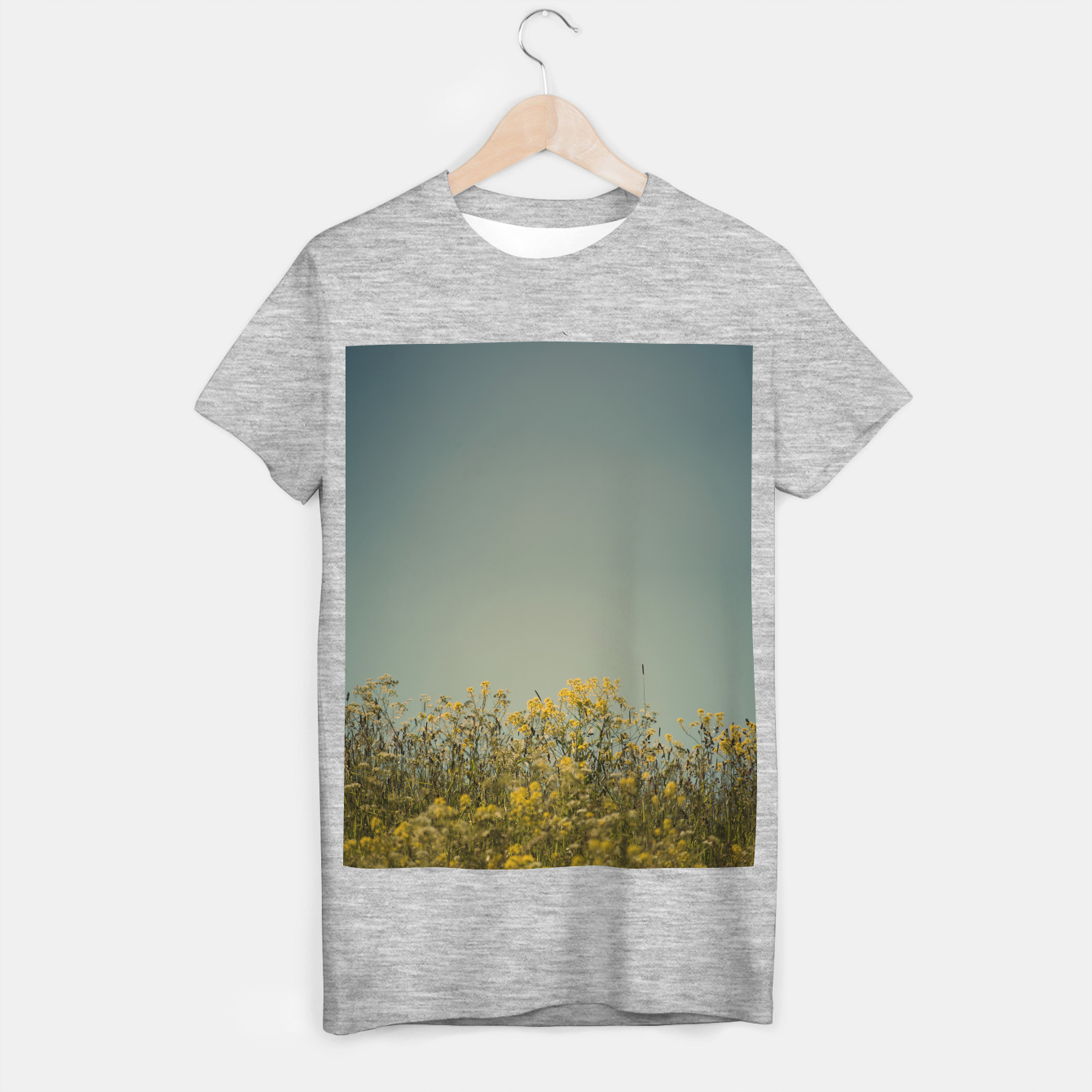 Image of On the island T-shirt regular - Live Heroes