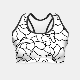 Thumbnail image of Isla Crop Top, Live Heroes