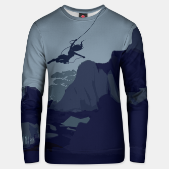 Thumbnail image of No Fear Sweater, Live Heroes