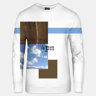 Miniature de image de 4pm | perfectly minimal collection Unisex sweater, Live Heroes