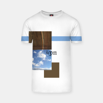 Thumbnail image of 4pm | perfectly minimal collection T-shirt, Live Heroes