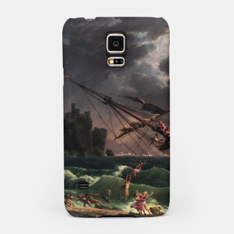 The Shipwreck by Laude Joseph Vernet Samsung Case thumbnail image