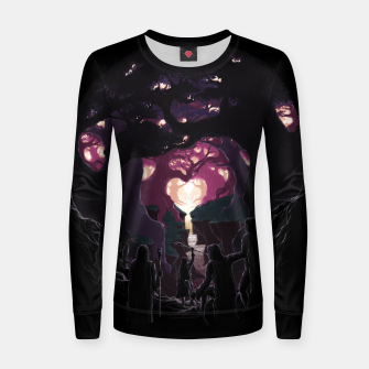 Thumbnail image of The Five Istari Women sweater, Live Heroes