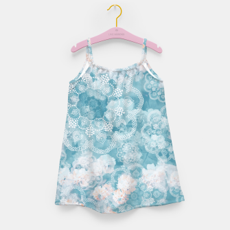 Thumbnail image of Floral pastel Girl's dress, Live Heroes