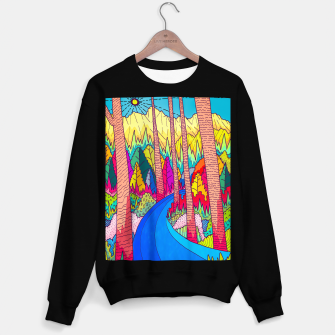 Thumbnail image of Forest river  Sweater regular, Live Heroes