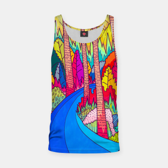 Thumbnail image of Forest river  Tank Top, Live Heroes