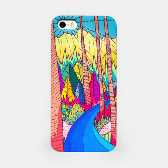 Thumbnail image of Forest river  iPhone Case, Live Heroes