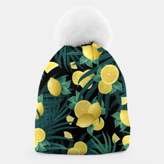 Miniaturka Summer Lemon Twist Jungle Night #1 #tropical #decor #art  Mütze, Live Heroes