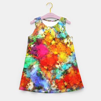 Miniaturka Beacon Girl's summer dress, Live Heroes