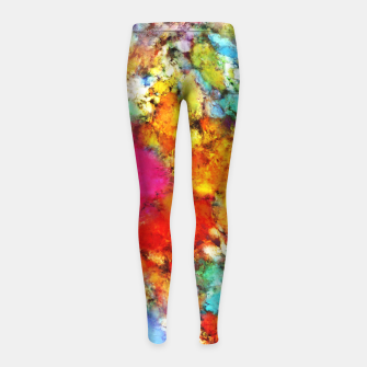 Thumbnail image of Beacon Girl's leggings, Live Heroes