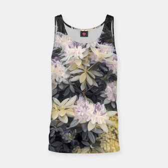 Miniatur rhododendron Tank Top, Live Heroes