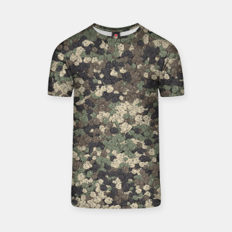 Thumbnail image of Sad frogs Pepe camo T-shirt, Live Heroes