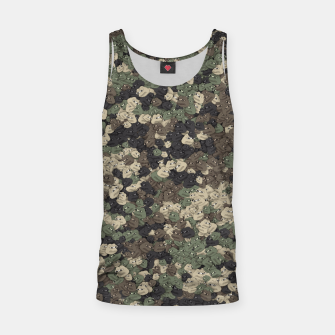 Thumbnail image of Sad frogs Pepe camo Tank Top, Live Heroes