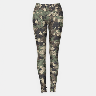 Thumbnail image of Sad frogs Pepe camo Leggings, Live Heroes