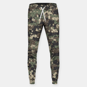 Thumbnail image of Sad frogs Pepe camo Sweatpants, Live Heroes