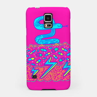 Miniatur The Snake Samsung Case, Live Heroes