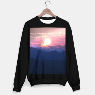 Thumbnail image of Starry Sunsets Sweater regular, Live Heroes