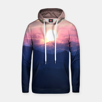 Thumbnail image of Starry Sunsets Hoodie, Live Heroes