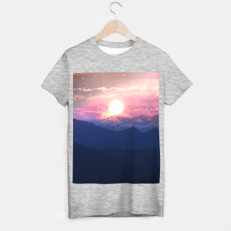 Thumbnail image of Starry Sunsets T-shirt regular, Live Heroes