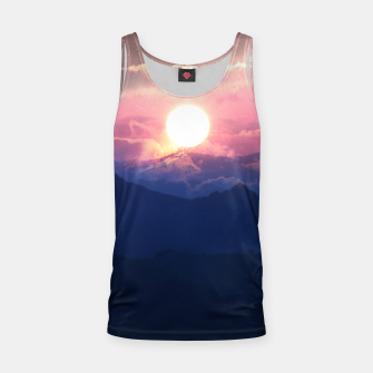 Miniatur Starry Sunsets Tank Top, Live Heroes